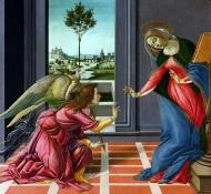 Annunciazione - Botticelli