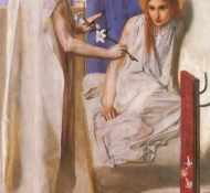 Annunciazione - Rossetti