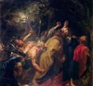 Giardini dell\'arresto di Cristo - Dyck