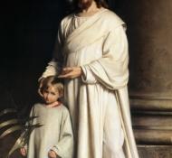 Cristo e il bambino - Bloch